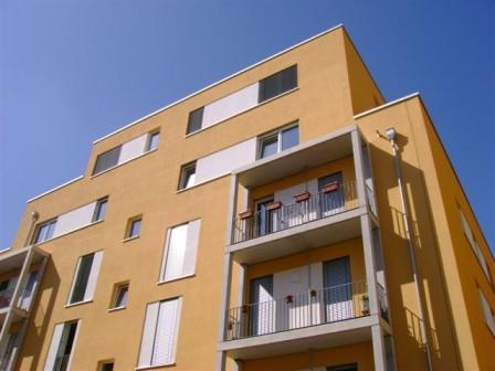 144 lakásos társasház passzívház kritériumokkal