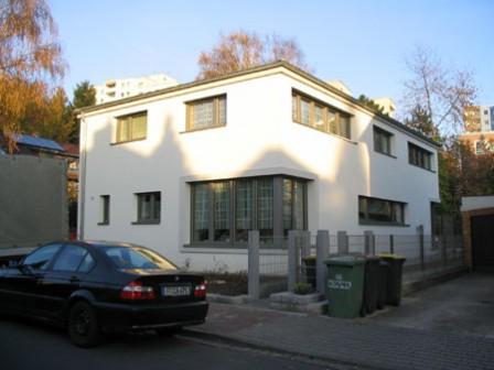 Német példa passzívházként épült családi házra