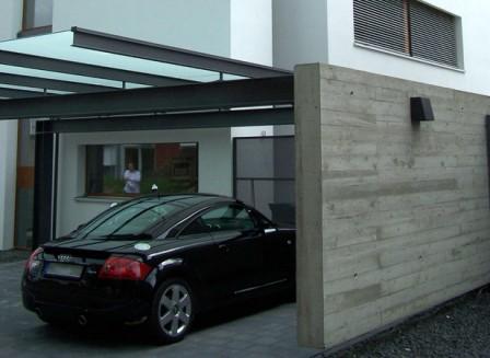 Hogyan alakítsuk ki a garázst a passzívháznál?