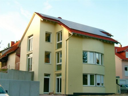 Az EU-ban kötelező lesz a passzívház standard szerinti építés