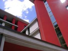 Passzív házak homlokzati színezése