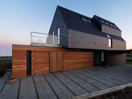 Kísérlet- milyen házakban élünk majd a jövőben