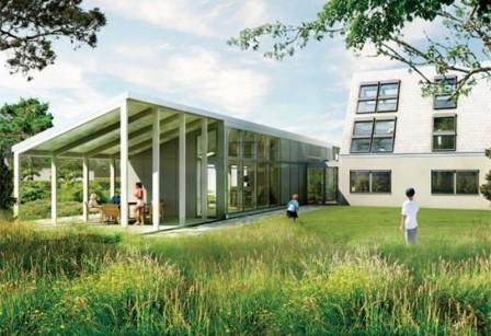 Ötvenéves házból az első széndioxid – semleges lakóépület