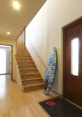 passzív ház japán belső