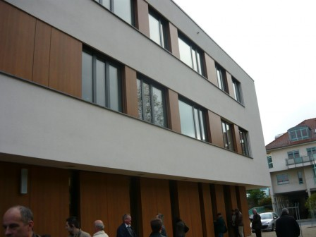 Bemutatunk egy német passzívház iskolát