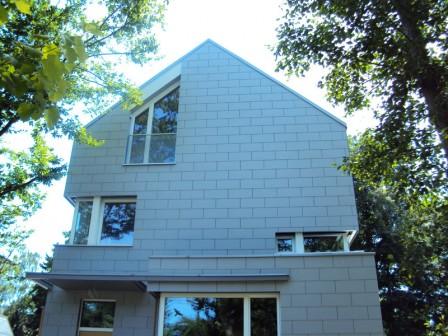 Külső burkolatok alacsony energiájú házaknál