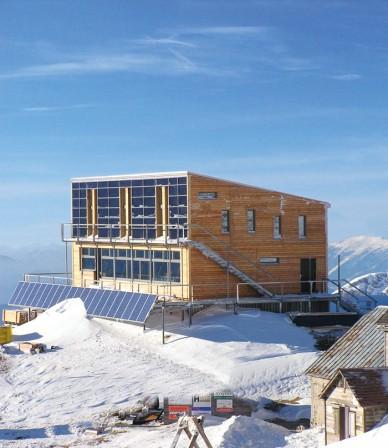 Energiatakarékosság a topon: az Internorm EDITION passzívház ablakaival