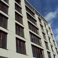 Frankfurtban 2005 óta kötelező a passzívházként építés az állami szektorban