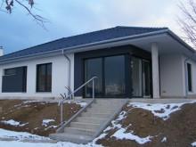 Alacsony energiájú családi ház