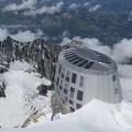 Menedékház épült a Mont Blanc-nál 3835 méter magasban