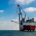 A világ legnagyobb offshore szélparkja