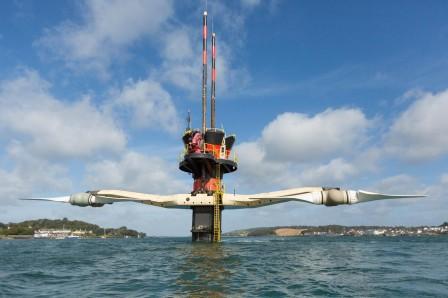 Áramot hoz az apály - Olcsón termel energiát az árapályerőmű