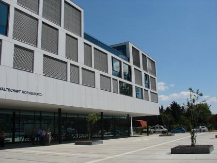 passzívház épület