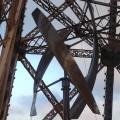 Két szélerőművet szereltek fel az Eiffel toronyra