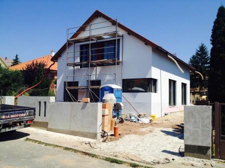 Újabb minősített passzívház családiház Magyarországon