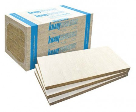 Kőzetgyapot termékek homlokzati hőszigetelő rendszerhez