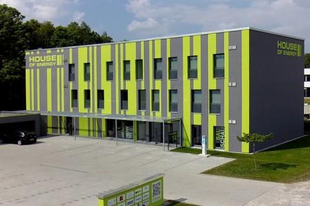 A világ első Passzívház Prémium minősítésű épülete
