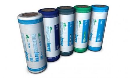 A Knauf Insulation bemutatja Üveggyapot termékeit