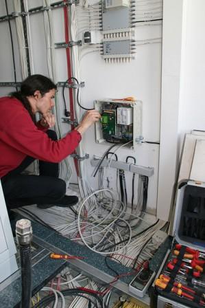 passzívház monitoring